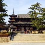 世界遺産 法隆寺