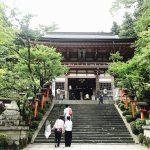 鞍馬寺と貴船神社