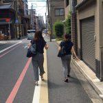 京都本社へ