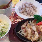 ランチ会★筋肉レストラン